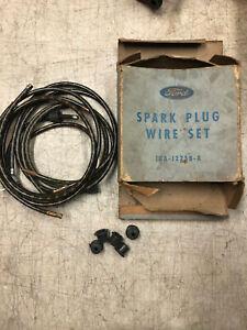 Ford Flathead Nos Spark Plug Wire Mercury 1941 1945 1946 1947 1948 6 Cyl