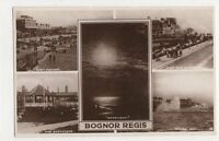 Bognor Regis Real Photo Postcard, B072