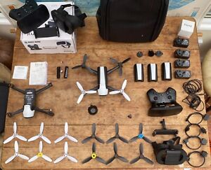 2019 PARROT BEBOP 2 FULL KIT + BAG + LOTS OF SPARES GREAT CONDITION