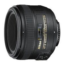 Nikon AF-S Nikkor 50mm f/1.4 G Lens 50 f1.4 for D610 D610 D810 D7200 D750 ~ NEW