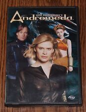 Andromeda - Season 1: Vol. 2 (DVD, 2002, 2-Disc Set) TV Shows DVD Like New