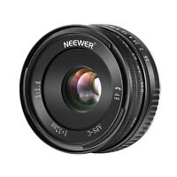 Neewer 32mm F/1.6 Manual Focus Prime Fixed Lens Large Aperture Wide Angle Lens
