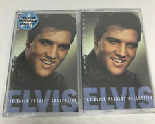 Elvis Presley From The Heart Collection 2 Cassette Tape duel Brand New Sealed