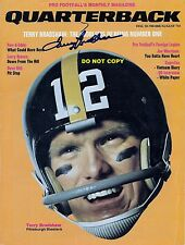 TERRY BRADSHAW 8X10 AUTHENTIC IN PERSON SIGNED AUTOGRAPH REPRINT PHOTO