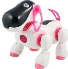 I ROBOT DOG Walking Nodding Childrens Kids Toy Robots Pet Puppy Electronic Light