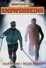 Snowshoeing (Outdoor Pursuits Series)-ExLibrary