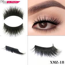 Misslamode Real Mink Fur False Eyelashes Handmade Soft Thick Long Eye Lashes