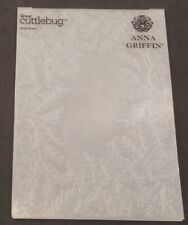 Cricut Cuttlebug Anna Griffin Embossing Folder In The Vines