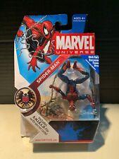 MARVEL UNIVERSE SERIES 1 SPIDER-MAN 032 VARIANT UPSIDE DOWN MOC Action Figure