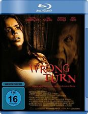WRONG TURN 1  BLU-RAY NEU