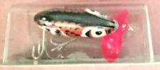 New listing Fred Arbogast Jitterbug, tuff color ,plastic lip, 5/8 ounce, new in package