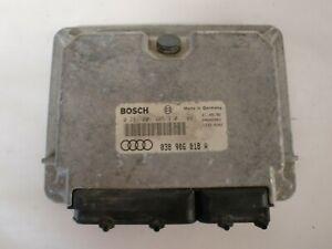 calculateur Audi Bosch , 2 prises,  0281001409/410 / 038906018A (réf 4870)