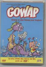 NEUF DVD GOWAP SOUS BLISTER DESSIN ANIME  OCCUPATION ENFANT CARTOON