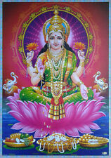 Devi Lakshmi Laxmi Laksmi Maa ~ POSTER * Big Size: 20x28