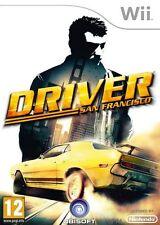 Nintendo Wii Spiel Driver: San Francisco Neu