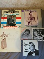 Vintage Signed Vinyl - Records Joblot