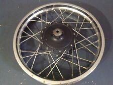 1995 95 Suzuki DS80 DS 80 front wheel rim hub 90 91 92 93 94 96 97 98 99 00 OEM