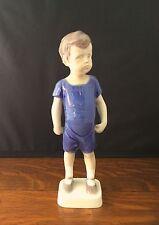 Bing and Grondahl B&G #1617 KAJ Standing Little Boy Figurine