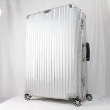 RIMOWA CLASSIC ALUMINUM CHECK-IN L LARGE MULTIWHEEL SUITCASE $1440