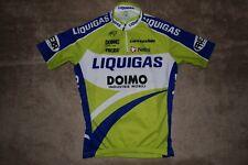 NALINI Liquigas Doimo Team Cycling Jersey Radtrikot Men's Size 2 #XS. MINT! TOP!