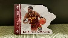 2012-13 Panini Limited Edition Knights of Round SP Kyrie Irving Rookie RC /5 1/1