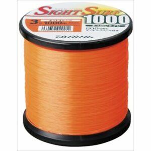 Daiwa Sightsurf 2 Hot Orange 3-1000