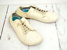 ☀ CAMPER ☀ Damen Halbschuhe Gr. 38 Leder Schuhe Shoes Scarpa