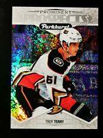 Troy Terry - 2018-19 Parkhurst Prominent Prospects Rookie #14 RC