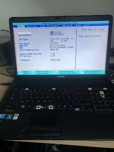 Toshiba Satellite Pro L670-1E6