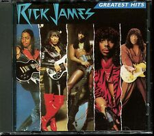 RICK JAMES - GREATEST HITS - CD ALBUM [1917]