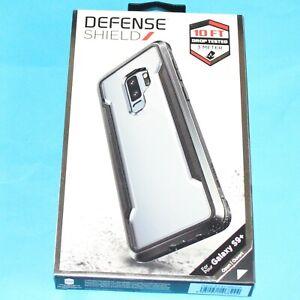NEW!  X-doria Defence Shield Military Grade Hard Case for Samsung Galaxy S9 Plus