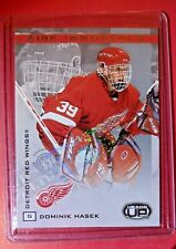 New listing Dominik Hasek 2003-04 Heads Up Rink Immortals Hobby LTD #4 NUMBERED 9/175