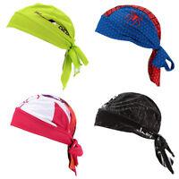 Bandana foulard quick dry sotto casco ciclismo bici corsa running sottocasco