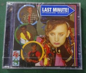 CULTURE CLUB - COLOUR BY NUMBERS - CD