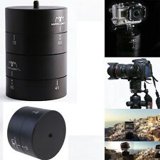 360 Degrees Rotating tripod time lapse Stabilizer Tripod Adapter for Gopro DSLR