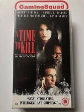 A Time to Kill VHS Video Retro, Supplied by Gaming Squad