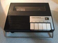 Vintage 1968 Matsushita Japan Panasonic RQ-105S Tape Recorder Reel-to-Reel