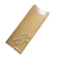 Natural Bamboo Tea Scoop Spoon Tea Leaves Chooser Holder Kungfu Tea Scoops