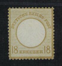 CKStamps: Germany Stamps Collection Scott#11 Mint H OG