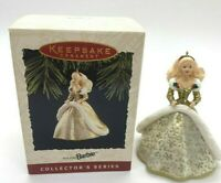 Hallmark Keepsake 1994 Ornament Holiday Barbie 2nd in Holiday Barbie Series
