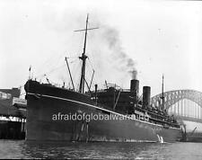 Photo.  ca 1930.  Australia.  Ship - RMS MOLDAVIA II