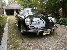 PORSCHE 1962 356B COUPE SCHWARZ