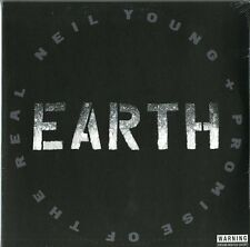 YOUNG NEIL + PROMISE OF THE REAL EARTH TRIPLO VINILE LP 180 GRAMMI NUOVO !!