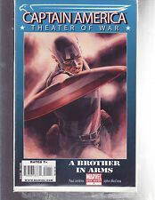 Captain America Theater Of War One-Shot Unread/Bagged And Boarded