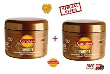2xcarroten Fast Tan Intensive Gold TANNING GEL 2x150ml No SPF Production