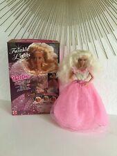 🍄 Ancienne Poupée Barbie Lumière De Rêve Mattel Vintage 1976