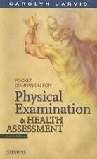 Pocket Companion for Physical Examination and Health Assessment, Carolyn Jarvis,