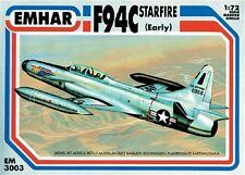 Gli EMHAR 1/72 F-94C STARFIRE prima versione # 3003