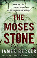 The Moses Stone, Becker, James, Very Good Book
