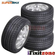 1 Supermax 205/55r16 91t Tm-1 All Season Touring Tire